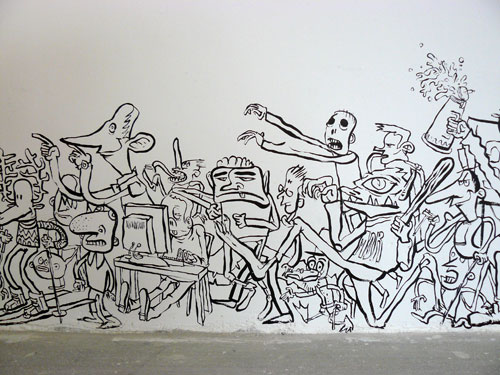Tags et graffitis, street art, banksy... - Page 2 Frenchink_11