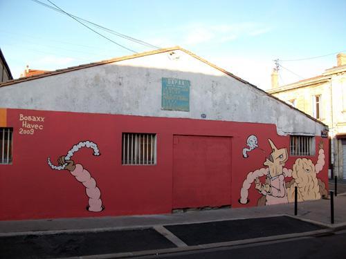 Tags et graffitis, street art, banksy... - Page 2 Havecbobaxx01