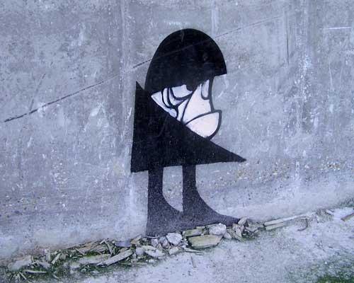 Tags et graffitis, street art, banksy... - Page 2 Soferti3
