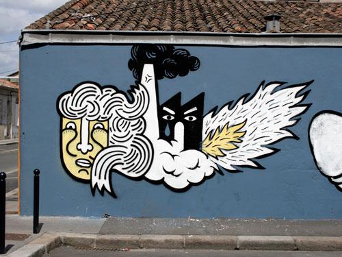 Tags et graffitis, street art, banksy... - Page 2 Supala2