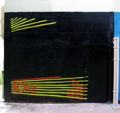 Tags et graffitis, street art, banksy... - Page 2 R15